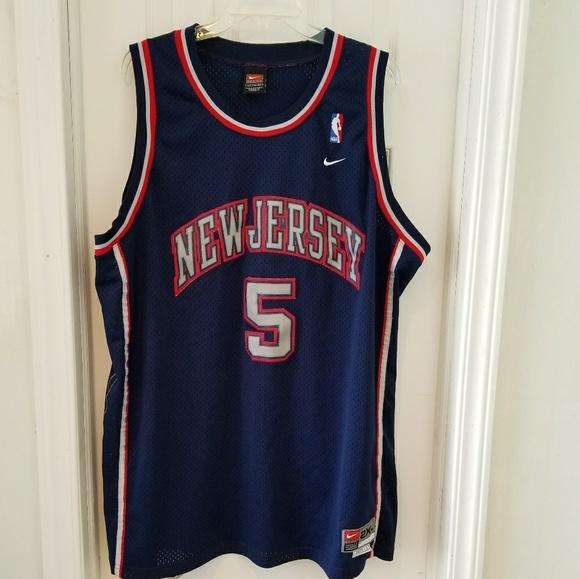 785d5aaff589 Authentic Jason Kidd NEW Jersey Nets Men s 2XL. M 5a5e2122a44dbe982ab0aefa